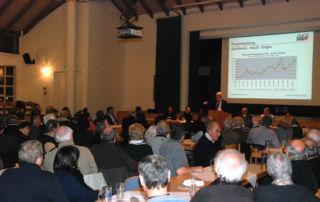 Großes Interesse an Geothermie: Über 200 Besucher im Bürgerhaus